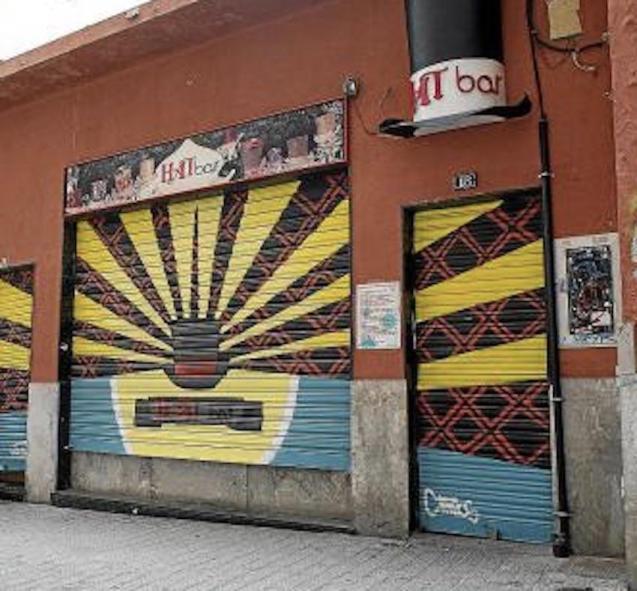 Hat Bar, Palma.