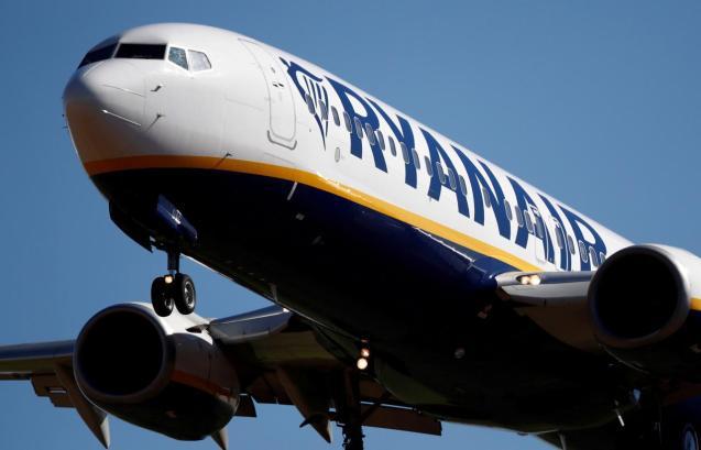 Ryanair suffering.