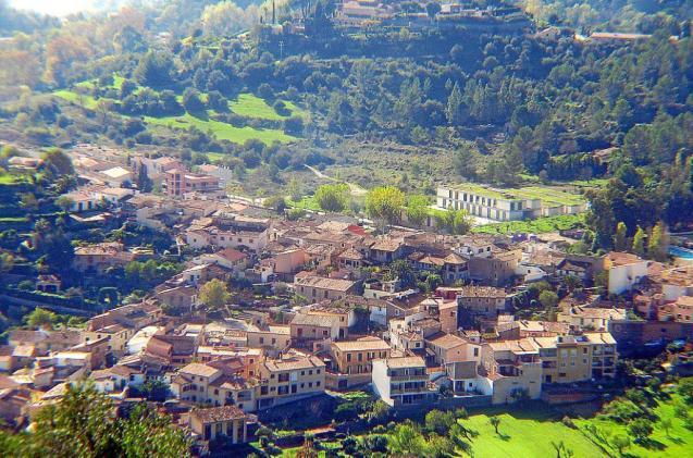 Puigpunyent, Mallorca