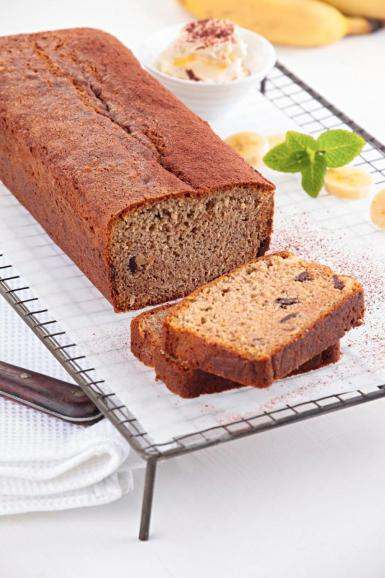 Fosh's Banana Bread.