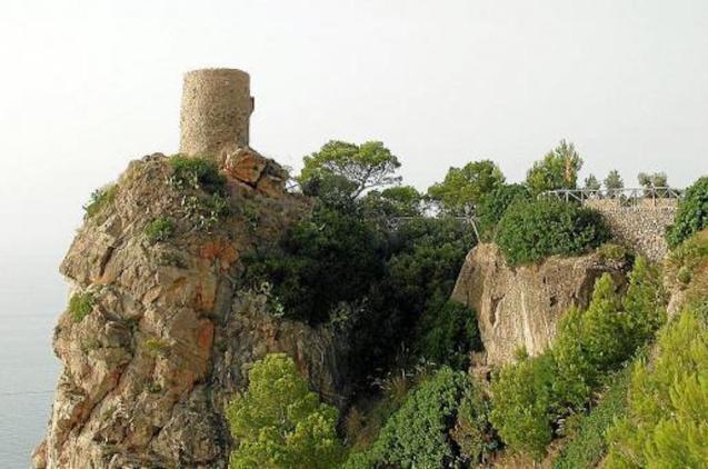 Torre des Verger, near Banyalbufar, Mallorca.