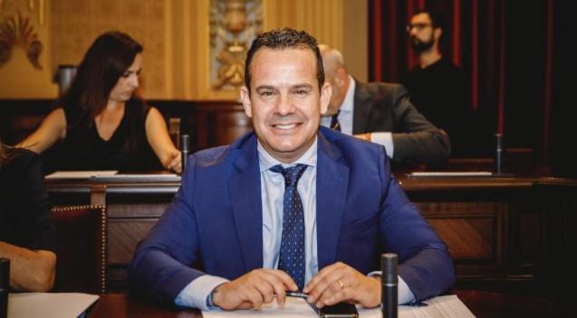 Toni Fuster, general secretary of the Partido Popular in the Balearics
