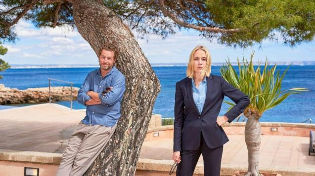 Second season of The Mallorca Files