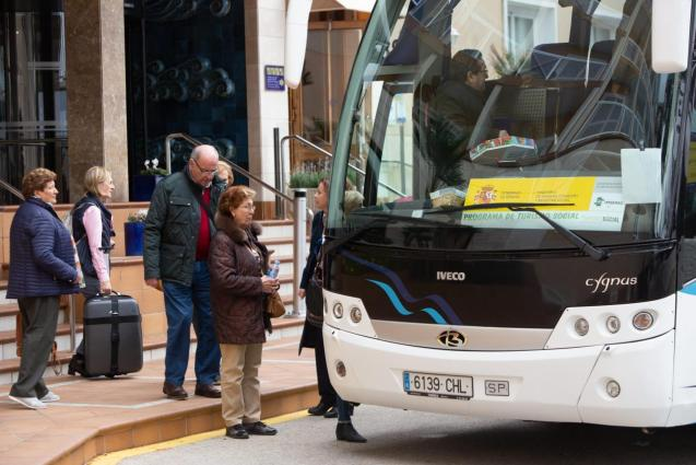 Imserso would normally operate between late October and early April