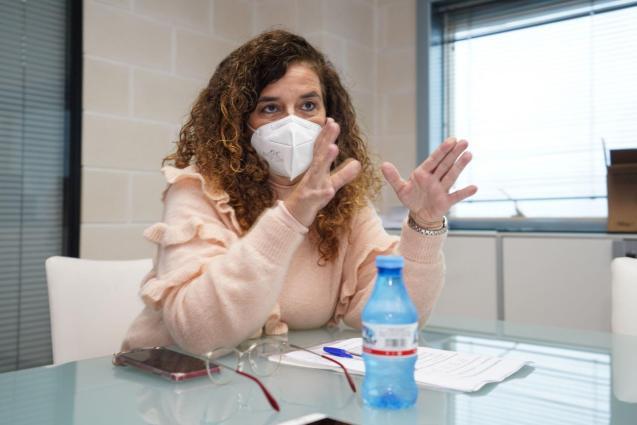 Pilar Costa, Balearic government spokesperson