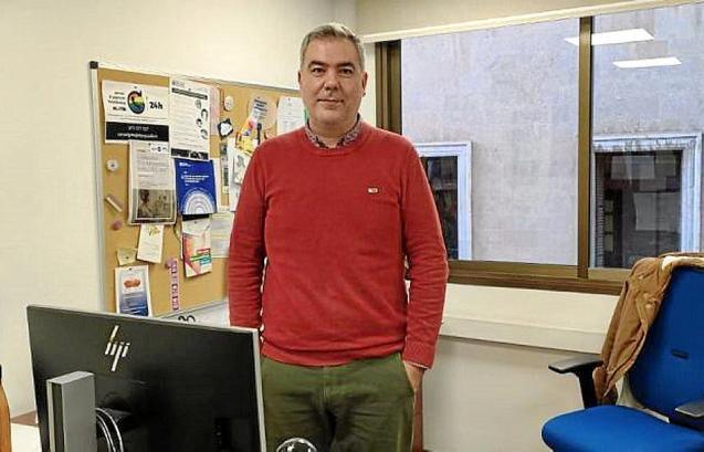 Carlos Villafáfila, the Balearics vaccination coordinator