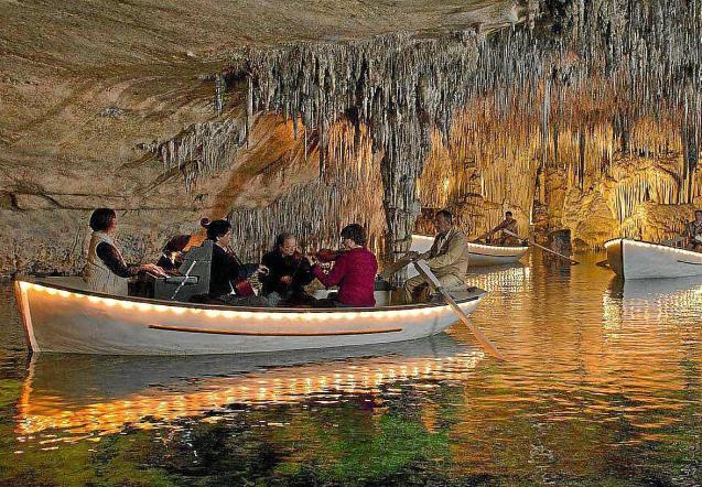 Caves of Drach, Mallorca