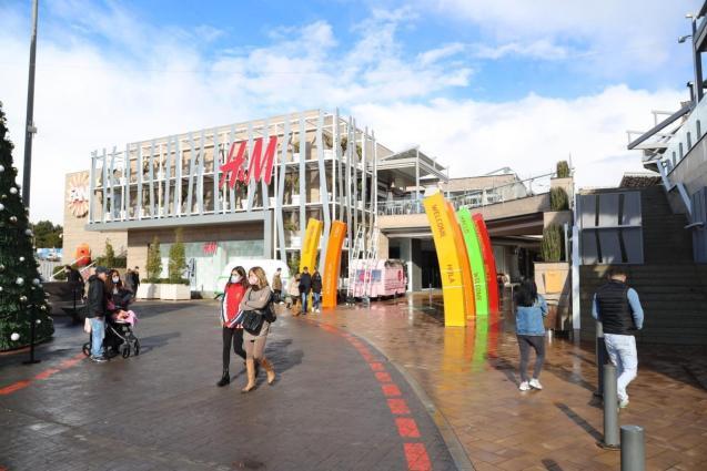 FAN Mallorca Shopping in Palma, Mallorca