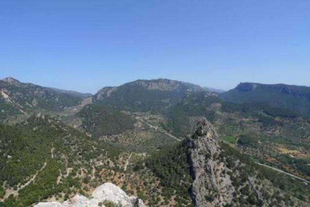 Serra de Tramuntana, Mallorca.