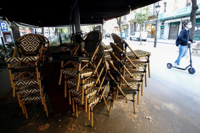Mallorca bars and restaurants closed