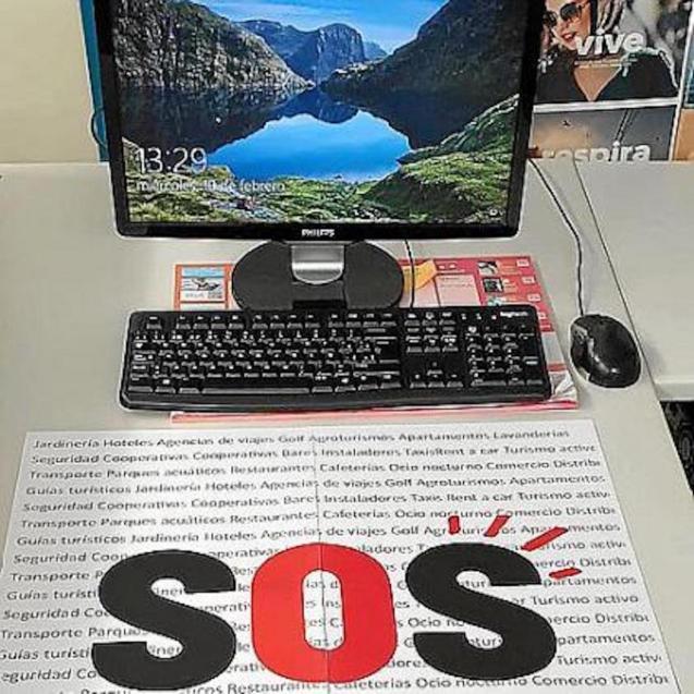 SOS Turismo Initiative, Palma.
