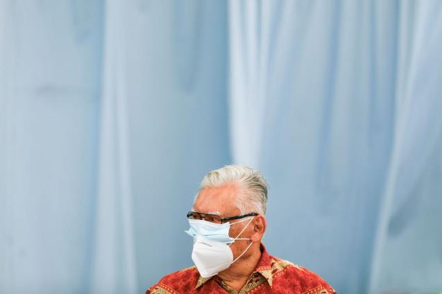 Vaccination for Indonesian elderly population in Jakarta
