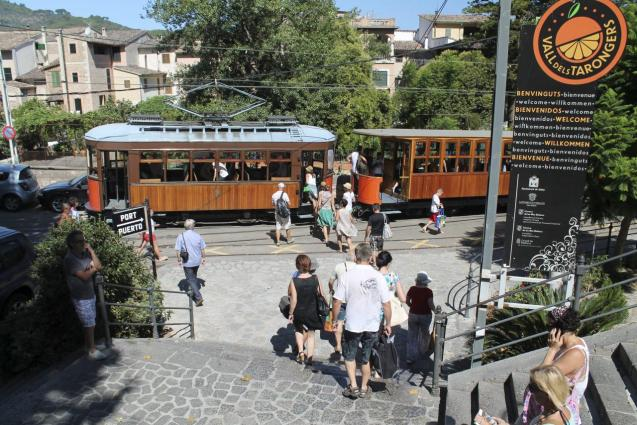 An excursion to Soller