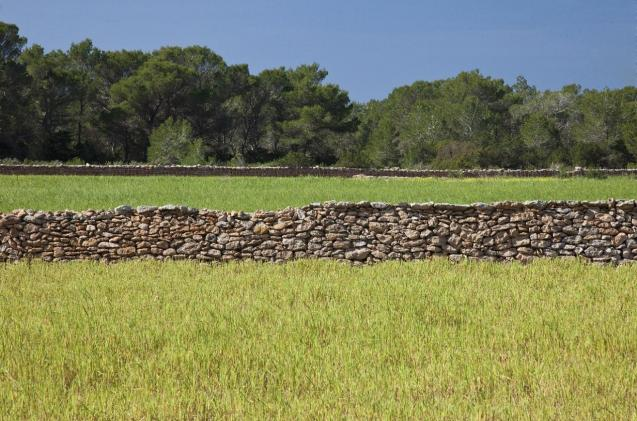 dry stone construction