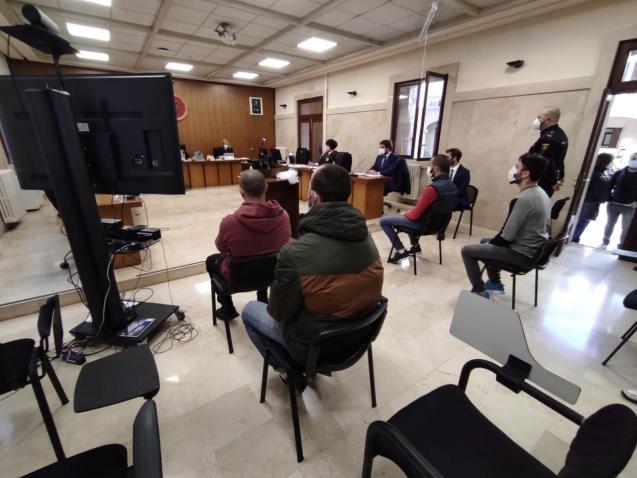 Burglary gang in Mallorca sentenced to 24 years