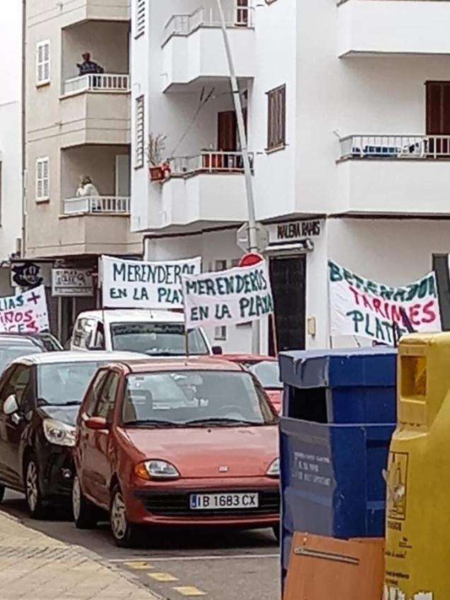 Puerto Pollensa protests