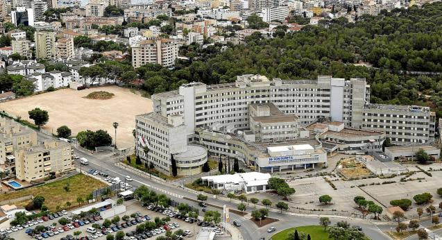Son Dureta Hospital, Mallorca