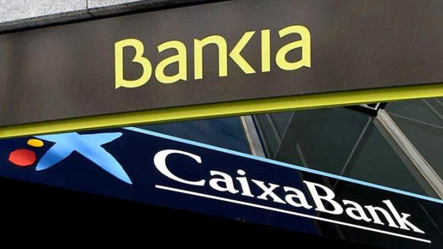 The bank is in the process of being taken over by larger rival Caixabank