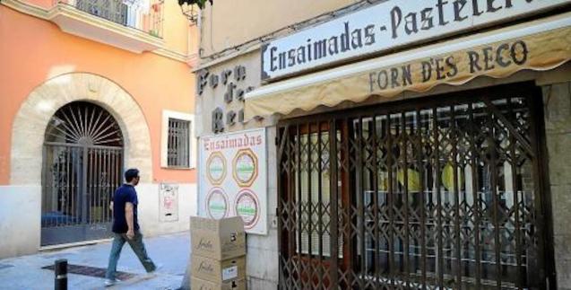 Forn d'Es Recó, Palma.