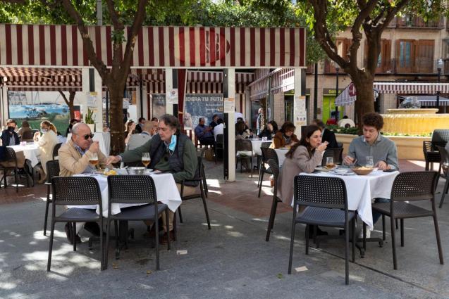 Madrid restaurants open