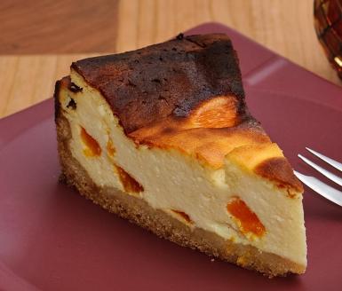 Mallorcan cheesecake.
