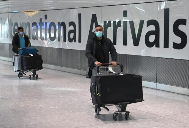 British tourists heading back from Spain could have to quarantine.