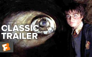 Harry Potter and the Chamber of Secrets (2002) Official Trailer