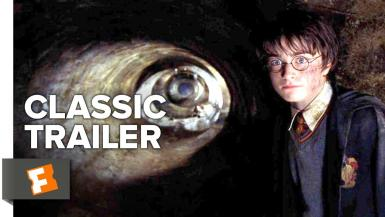 Harry Potter and the Chamber of Secrets (2002) Official Trailer Daniel Radcliffe from the past, from recent to long ago, from a time before YouTube, can be enjoyed by all. We search near and far for original movie trailer from all decades. Feel free to send us your trailer requests and we will do our best to hunt it down.