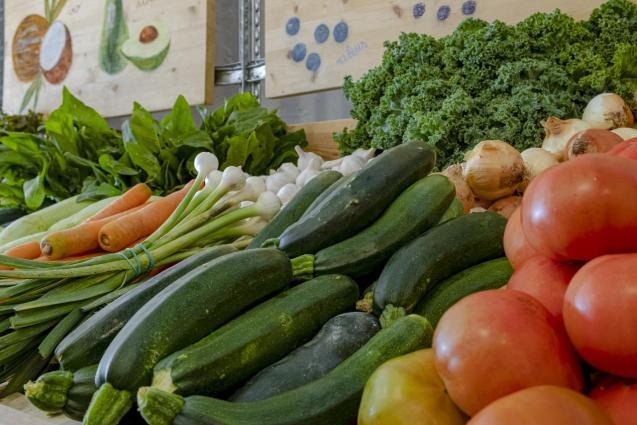 vegetables from Menorca