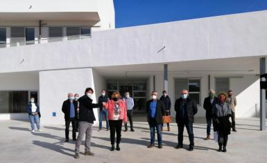 The building of the school has cost 4.3 million euros.