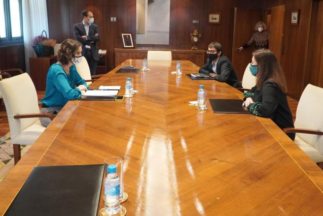 Meeting between Spain's tourism minister and the Balearic president and tourism minister
