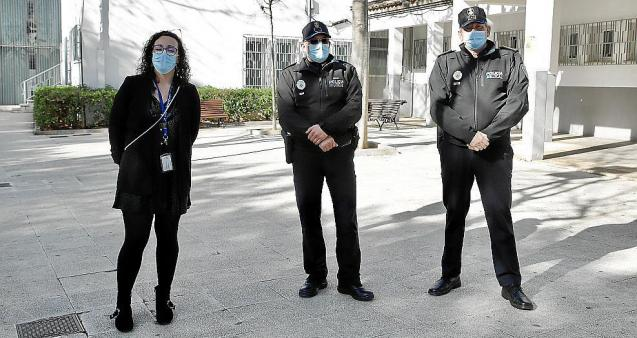 Neighbourhood police are returning in Palma, Mallorca