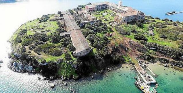 Illa del Rei, Minorca.