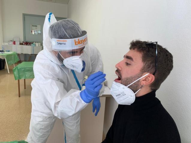 Testing in Mallorca