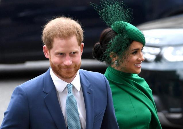 Royal TV showdown.