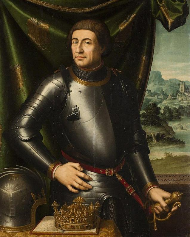 Alfonso the Magnanimous