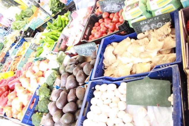 Farmer's Market, Alcudia.