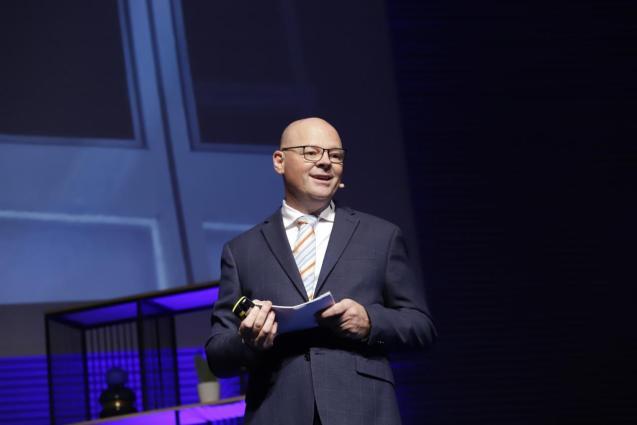 Antoni Riera Economist and Director of Fundacion Impulsa
