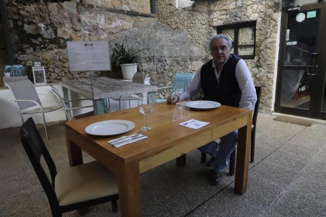 Alfonso Robledo, president of the CAEB restaurants association in Mallorca