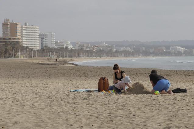 Holidays on Mallorca.
