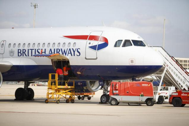 British Airways has started to recover part of the 33 aircrafts