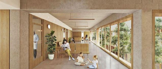 New health centre Pollensa