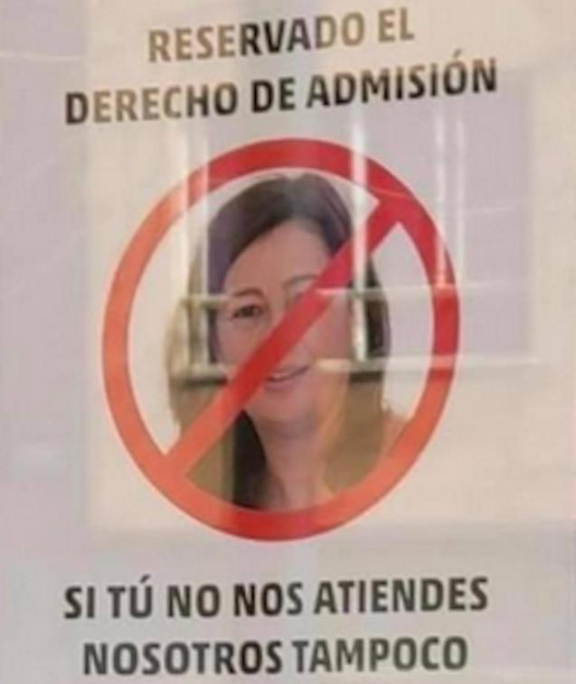 SOS Turismo poster.