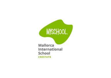Mallorca International School logo.