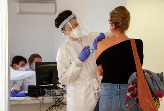 Vaccination in Spain
