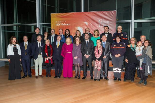 institutional act commemorating the Day of the Balearic Islands