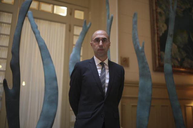 Jaume Far, director of the Balearics anti-corruption office