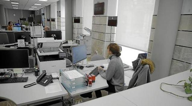 Civil Servants in Mallorca back to work on March 8.