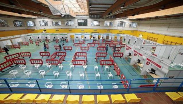 Germans Escales Sports Centre, Palma.
