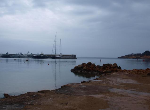 Mallorca cloudy conditions